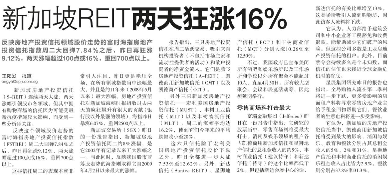 新加坡REIT两天狂涨16%.png